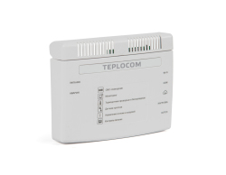 Teplocom Cloud Теплоинформатор с Wi-Fi,GSM, OpenTherm