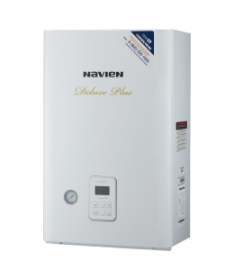 Газовый настенный котел Navien Deluxe Plus 13K