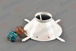 Вытяжной колпак в сборе SGA 120-150 R 65101030