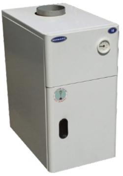 Газовый напольный котел Мимакс КСГ с термогидравлической автоматикой (одноконтурный)