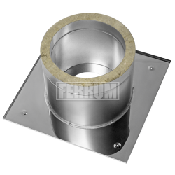 Потолочно проходной узел (430/0,5 мм +термо) max t=450° C Ф250
