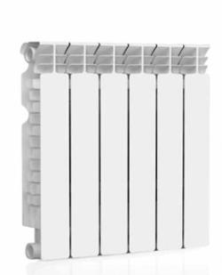 Алюминиевый радиатор Fondital Sahara S5 500 8 секций