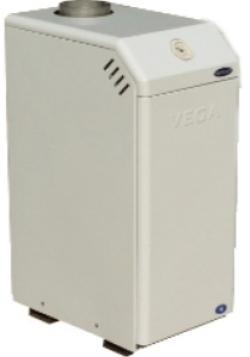Газовый напольный котел Мимакс VEGA КСГ-16 с автоматикой Sit (одноконтурный)