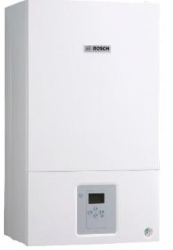 Газовый настенный котел Bosch Gaz 6000 W WBN 6000-24 C