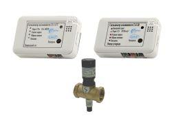 Система автоматического контроля загазованности САКЗ-МК-2 бытовая