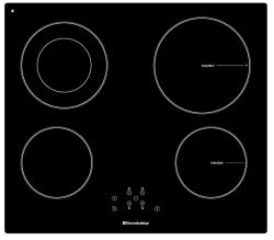 Индукционная поверхность De Luxe VM4660129F