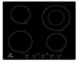 Индукционная поверхность De Luxe 595204.00эви