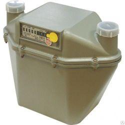 Счётчик газа  СГМН-1-04 G 6 правый (200мм) (2020 г.)