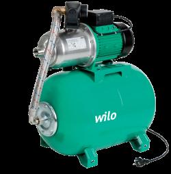 Самовсасывающая установка водоснабжения Wilo HMС