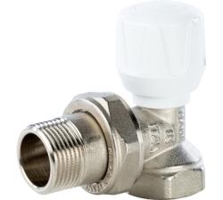 Клапан ручной терморегулирующий STOUT