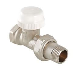 Клапан термостатический VALTEC прямой