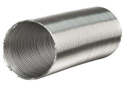Гофра алюминиевая Д 125