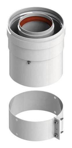 Вертикальный коаксиальный адаптер Termica