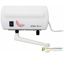 Электрический проточный водонагреватель Atmor