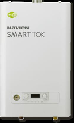 Газовый настенный котел Navien  Smart Tok Coaxial