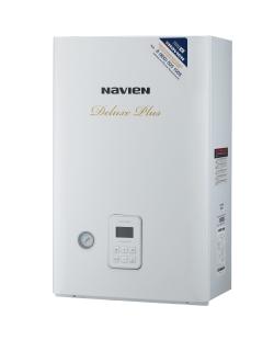 Газовый настенный котел Navien Deluxe Plus