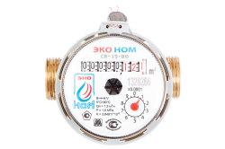 Счетчик воды универсальный ЭКО НОМ-15-80